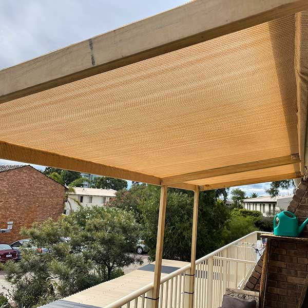 Shade Cloth Structures